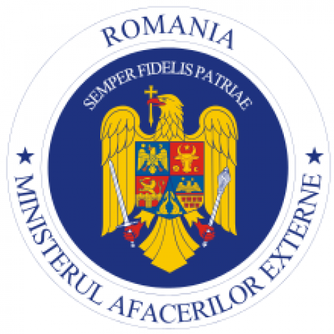 NOTIFICATION TO THE PRESIDENT OF ROMANIA AND THE MINISTRY OF FOREIGN AFFAIRS IN ROMANIA
